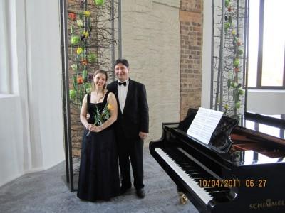 14 Ein Strau bunter Melodien mit Michael Zumpe in Luckau 2011-1.JPG
